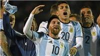 Argentina: Danh sách thi đấu chính thức. Lịch thi đấu Copa America 2019