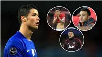 MU thời hậu Ronaldo: 5 người mặc áo số 7 chỉ ghi được 15 bàn trong 10 năm
