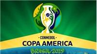 Trực tiếp bóng đá Copa America 2019. Lịch thi đấu Copa America 2019