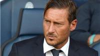 Totti tuyên bố rời AS Roma: 'Có kẻ đã đâm sau lưng tôi'