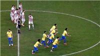 ĐIỂM NHẤN Brazil 0-0 Paraguay (pen 4-3): Brazil dứt điểm siêu tệ, nhưng Alisson sắm vai người hùng