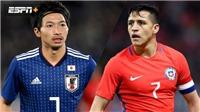 Nhật Bản vs Chile (06h00 ngày 18/06): 'Samurai xanh' sẵn sàng tạo bất ngờ