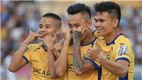 Link xem trực tiếp bóng đá SLNA đấu với SHB Đà Nẵng (17h00, 07/07)