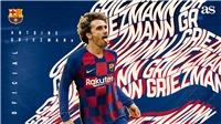 Bóng đá hôm nay 13/7: Atletico đòi Barca trả thêm tiền mua Griezmann. Báo Hàn tiết lộ lí do HLV Park hoãn đàm phán với VFF