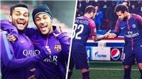 CHUYỂN NHƯỢNG 29/7: Dani Alves về Barca cùng Neymar. MU quyết không giảm giá Lukaku