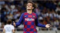 SỐC: BTC Liga có thể chặn vụ chuyển nhượng Griezmann do Barca trả thiếu 80 triệu euro