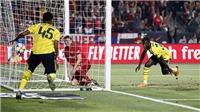 VIDEO bàn thắng Arsenal 2-1 Bayern: Sao trẻ lập công, 'Pháo thủ' đánh bại Bayern