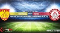 Trực tiếp bóng đá Thanh Hóa vs TPHCM (18h00, 21/07). Thể thao TV trực tiếp