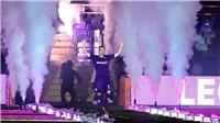 Franck Ribery ra mắt như siêu sao, nói điều khiến fan Fiorentina phát cuồng