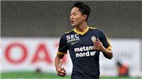 Đội bóng của Công Phượng mua hụt 'Messi Hàn Quốc'