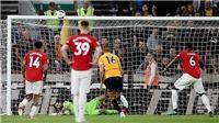 MU: Câu chuyện đằng sau quả đá 11m hỏng ăn của Pogba ở trận gặp Wolves