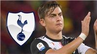 MU nhận tin 'sét đánh': Tottenham đạt thỏa thuận chiêu mộ Dybala với giá 69 triệu bảng