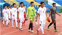 Trực tiếp bóng đá: U18 Đông Nam Á. Soi kèo U18 Myanmar vs U18 Philippines (19h00hôm nay)