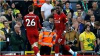 ĐIỂM NHẤN Liverpool 4-1 Norwich: Origi sẽ là vũ khí quan trọng. Klopp lo sốt vó vì Alisson