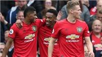 MU 4-0 Chelsea: 'MU tuyên bố sẽ nhuộm đỏ nước Anh ở mùa giải này'