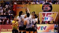 Bóng chuyền VTV Cup: VTV6 trực tiếp nữ Việt Nam vs Đại học Đài Bắc (20h00 hôm nay)