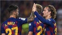 TRỰC TIẾP BÓNG ĐÁ: Osasuna vs Barca (22h00 hôm nay, BĐTV). Xem bóng đá Osasuna đấu với Barcleona