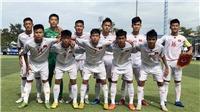 U15 Việt Nam 1-0 U15 Timor Leste: Cái Văn Quỳ sắm vai người hùng, U15 Việt Nam vào Bán kết