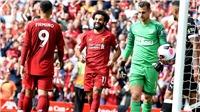 Liverpool: Firmino gây sốt với pha kiến tạo cho Salah ghi bàn