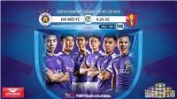 Soi kèo Hà Nội vs 4.25 SC. Trực tiếp bóng đá AFC Cup 2019