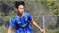 Nathan Nguyen, sao gốc Việt gây sốt ở giải U16 Châu Á là ai?