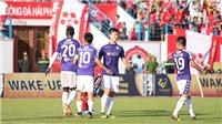 TRỰC TIẾP BÓNG ĐÁ HÔM NAY: Hà Nội FC vs Nam Định (19h00, BĐTV), V League 2019