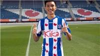 SC Heerenveen mở bán áo đấu của Văn Hậu khiến fan Việt sướng rơn