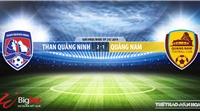 Trực tiếp bóng đá: Quảng Ninh đấu với Quảng Nam (18h00 hôm nay), V League 2019. Soi kèo bóng đá Việt Nam