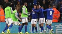 BÓNG ĐÁ HÔM NAY 30/9: Leicester vượt xa cả MU vs Arsenal. Ribery buộc Milan nếm trái đắng