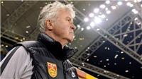 NÓNG: HLV Hiddink bị sa thải sau khi U22 Trung Quốc thua U22 Việt Nam