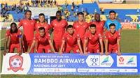 Trực tiếp bóng đá: Hải Phòng vs Khánh Hòa (17h00 hôm nay). Soi kèo Hải Phòng đấu với Khánh Hòa, V League 2019