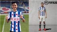 Đoàn Văn Hậu xuất hiện trong game FIFA 20, có chỉ số tiềm năng cao thứ 2 Đông Nam Á