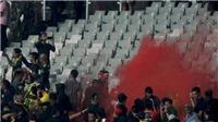 Vụ bạo loạn trận Indonesia vs Malaysia: Indonesia vi phạm luật FIFA, có thể bị trừ điểm