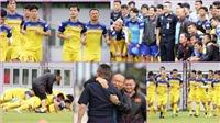 HLV Park Hang Seo bất ngờ gặp 'người cũ' trước thềm trận gặp Thái Lan