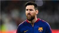 Thống kê về sự 'bá đạo' trong thể thao của Messi, Federer và Serena Williams