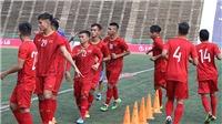 Trực tiếp bóng đá: U22 Việt Nam vs U22 Trung Quốc (còn 1 ngày). Trực tiếp VTC1, VTV6, VTV5, VTC3