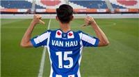 CĐV Việt Nam sẽ được xem trực tiếp Đoàn Văn Hậu thi đấu tại Hà Lan