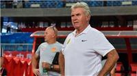BÓNG ĐÁ HÔM NAY 9/9: Báo Hàn ca ngợi HLV Park. Hiddink tuyên bố đưa Trung Quốc dự Olympic