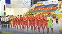 Futsal Đông Nam Á: Myanmar là đối thủ vừa sức với Việt Nam