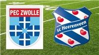 Soi kèo Heerenveen vs PEC Zwolle (1h45 ngày 6/10). Vòng 9 Giải VĐQG Hà Lan.