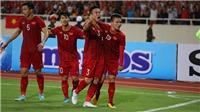 BXH FIFA tháng 10/2019: Đội tuyển Việt Nam vào Top 15 châu Á, bỏ xa Thái Lan