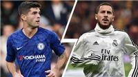 Nhìn Pulisic thi đấu, Eden Hazard phải xấu hổ