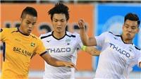 Kết quả bóng đá TPHCM 1-2 HAGL: Thắng trên sân khách, HAGL trụ hạng thành công