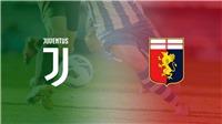 Trực tiếp bóng đá. Juventus vs Genoa (3h00 ngày 31/10). Trực tiếp bóng đá Ý