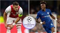 Soi kèo bóng đá: Ajax đấu với Chelsea (23h55 ngày 23/10). Trực tiếp K+, K+PM, K+PC