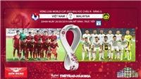 Soi kèo bóng đá: Việt Nam vs Malaysia (20h00 ngày 10/10), vòng loại World Cup 2022 bảng G