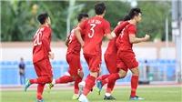 Kết quả bóng đá Sea Games, U22 Việt Nam 6-1 U22 Lào: Tiến Linh lập hat-trick