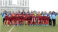 VTV6 trực tiếp bóng đá hôm nay: nữ Việt Nam vs Indonesia, U22 Đông Timor vs Myanmar