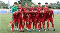 VTV6 trực tiếp bóng đá U22 Việt Nam vs U22 Indonesia, SEA Games 30 2019