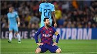 Barcelona 0-0 Slavia Praha: Valverde bị chế nhạo thậm tệ vì dùng sơ đồ 6 tiền đạo vẫn không ghi nổi bàn